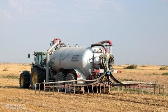 El Govern aprova el Decret de gestió de la fertilització del sòl i de les dejeccions ramaderes