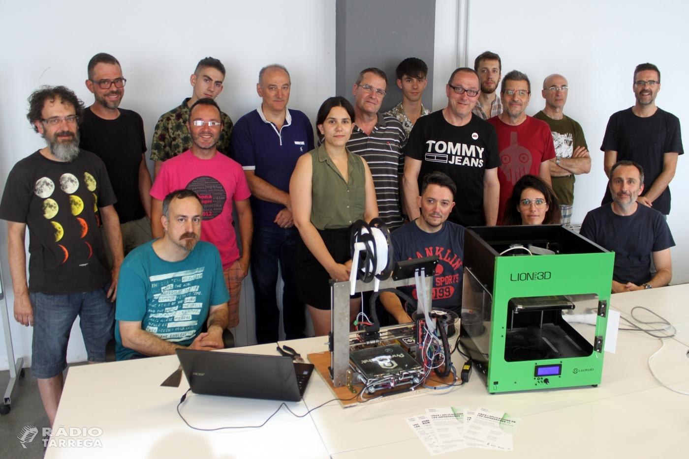 Nou espai d'aprenentatge i coneixement a Cal Trepat de Tàrrega sobre les innovacions tecnològiques que transformen la societat