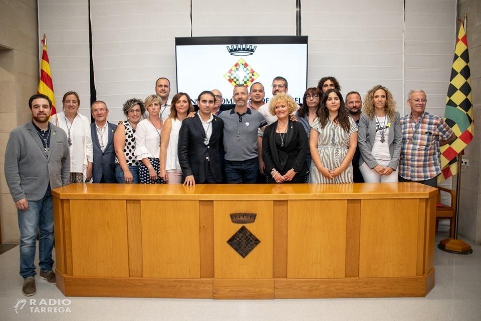 El republicà Gerard Balcells, elegit president del Consell Comarcal de l'Urgell
