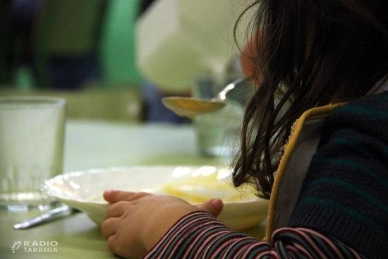 La llei Aragonès podria impedir que les AMPA gestionin els menjadors escolars
