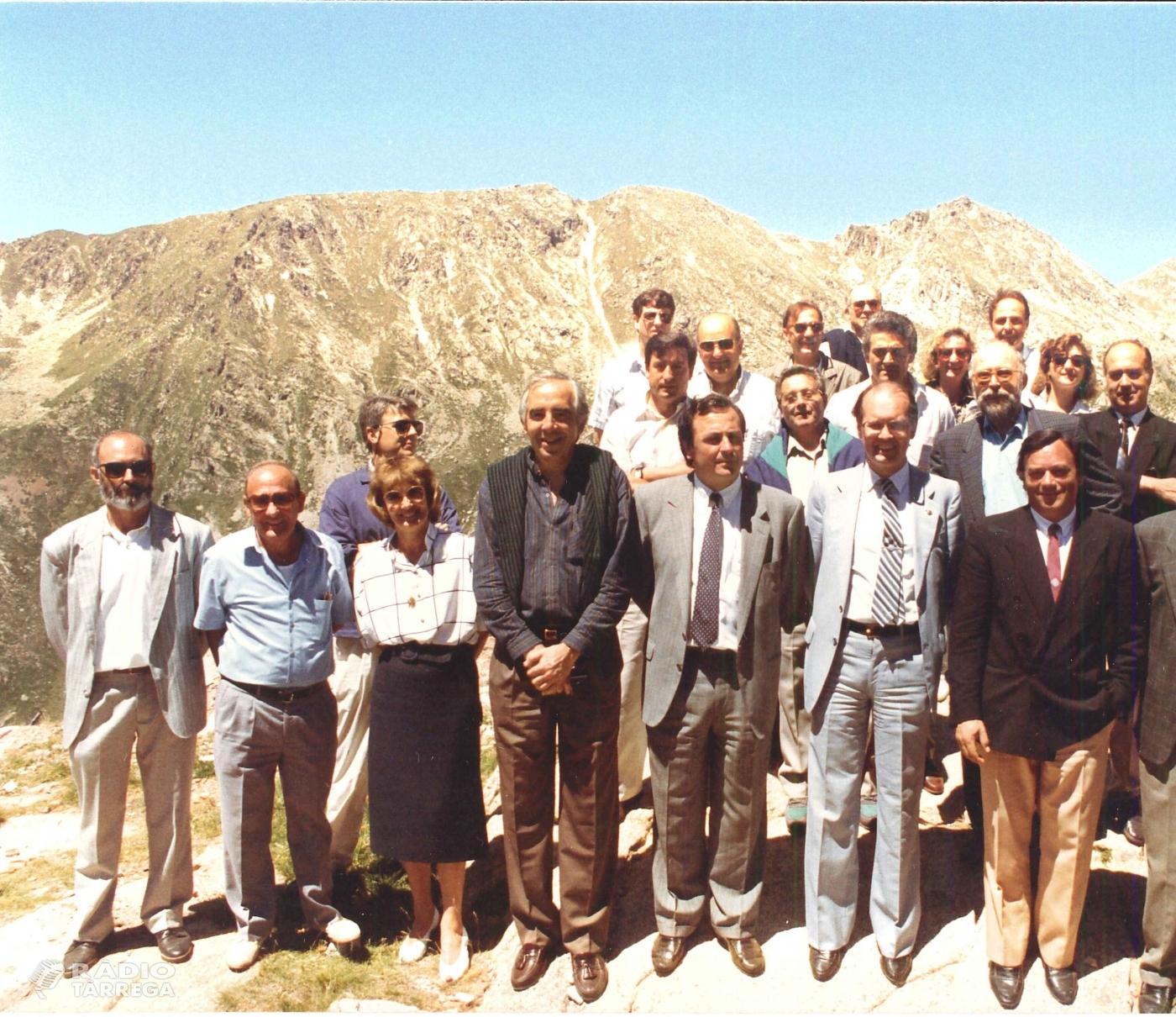 La Diputació de Lleida compleix 30 anys promovent el turisme del Pirineu i les terres de Lleida sota la marca 'Ara Lleida'