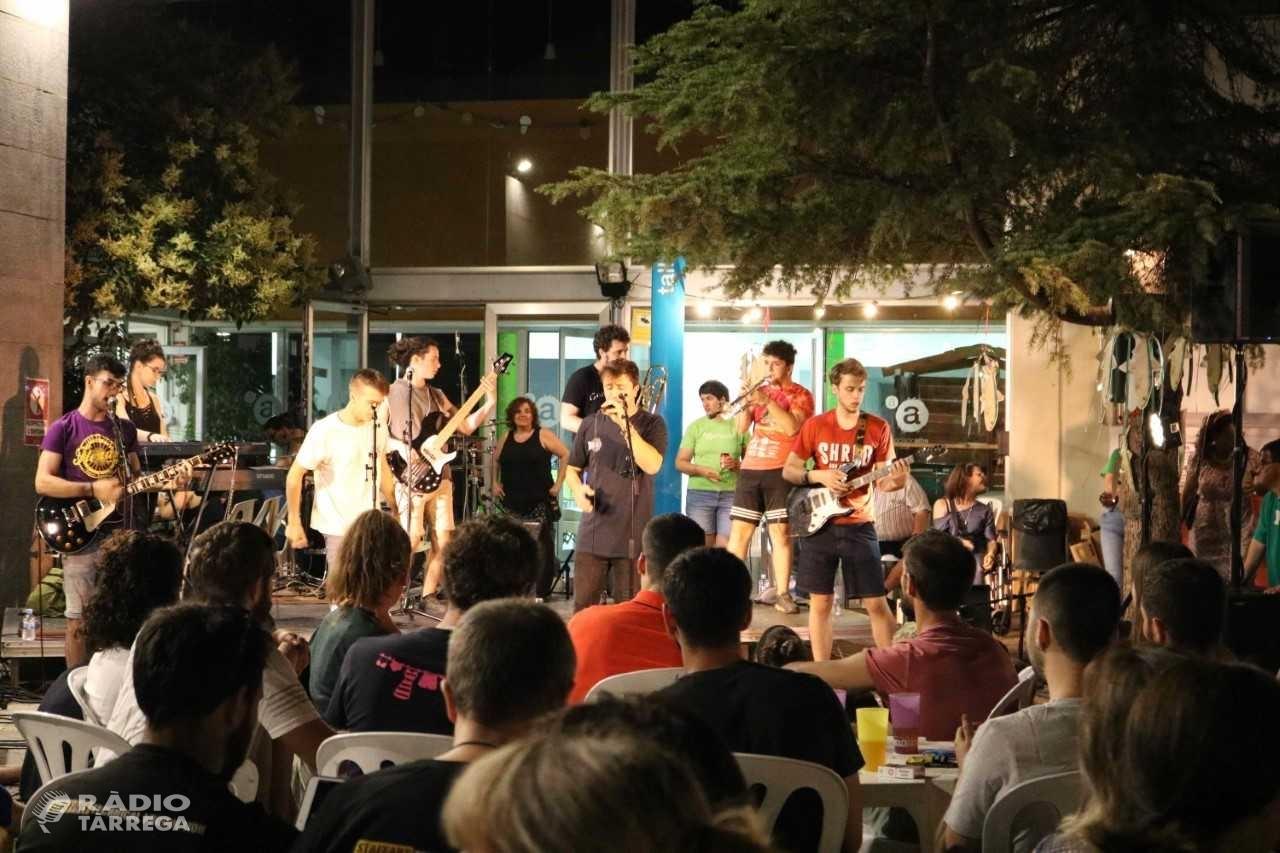Rècord de públic durant els 3 dies del Festival Sardines & Marinada als jardins del Grup Alba