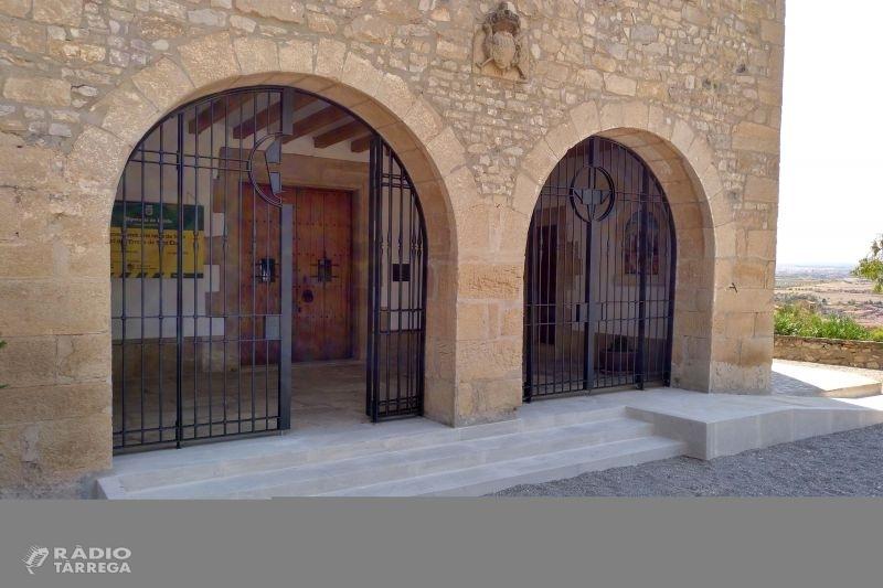 Tàrrega celebrarà diumenge la festa de Sant Magí i estrenarà les millores d'accessibilitat realitzades a l'ermita del Parc de Sant Eloi