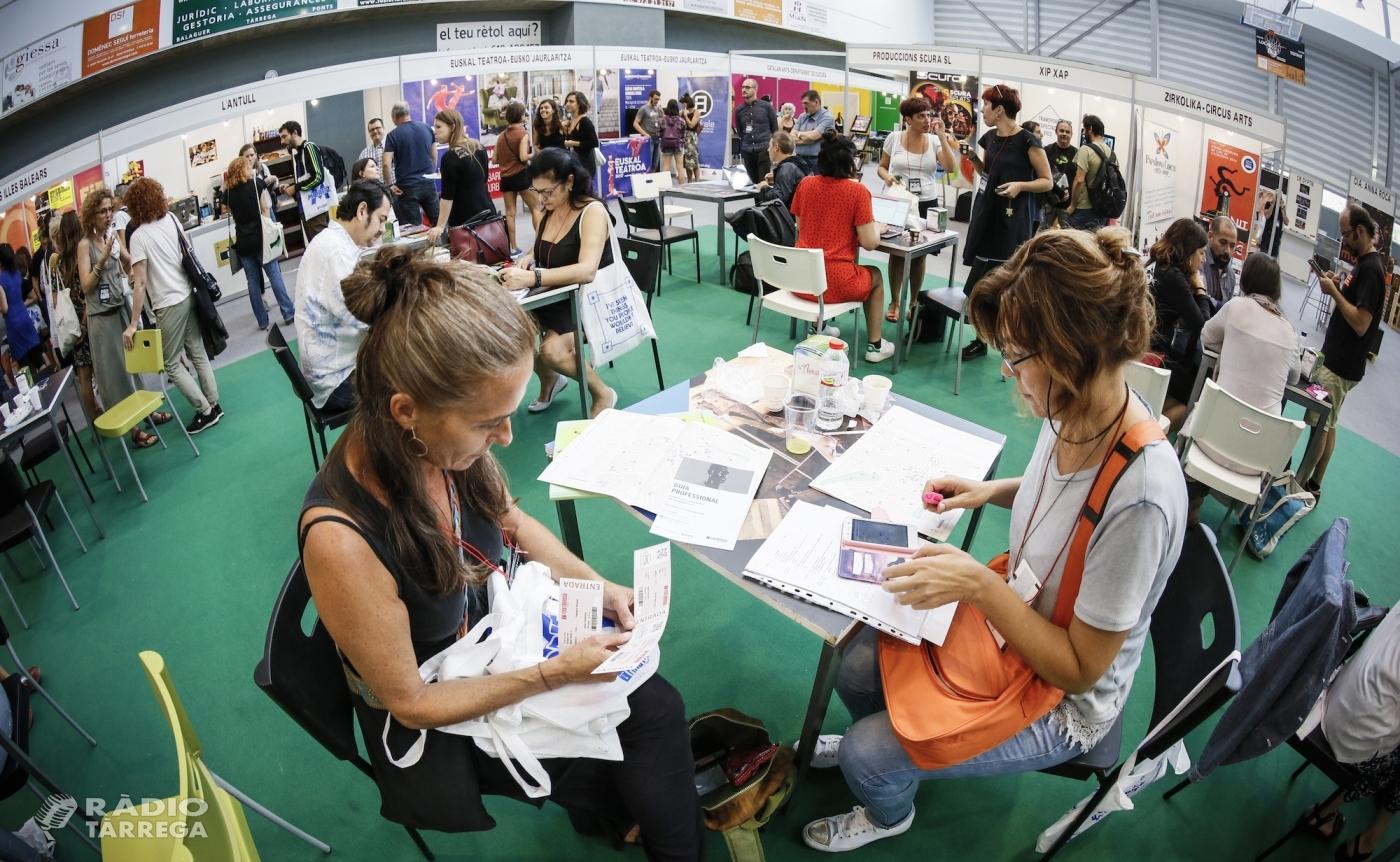 FiraTàrrega renova el seu espai professional amb activitats orientades a la confluència entre projectes artístics i coproductors i promotors nacionals i internacionals