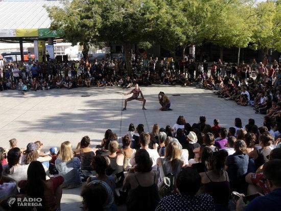 El teatre infantil i la dansa contemporània, dos dels protagonistes de la tarda de divendres a FiraTàrrega