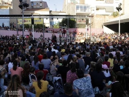 La dansa i el circ omplen les places a la multitudinària tarda de dissabte de FiraTàrrega 2019