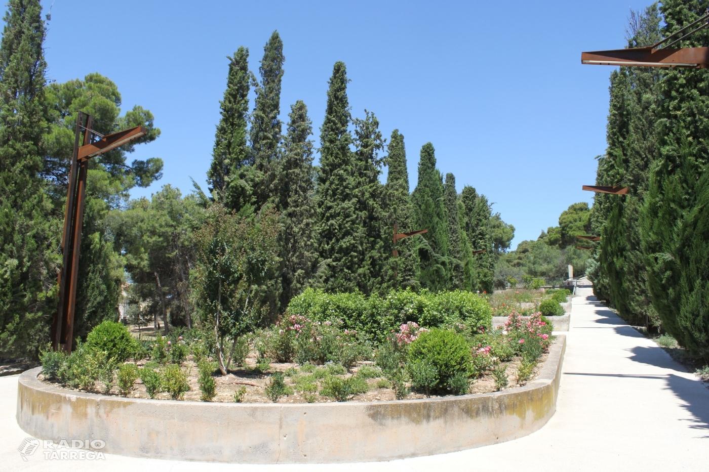 L'Ajuntament de Tàrrega adjudica els treballs de jardineria del Parc de Sant Eloi a l'Associació Alba, entitat que fomenta la inclusió social