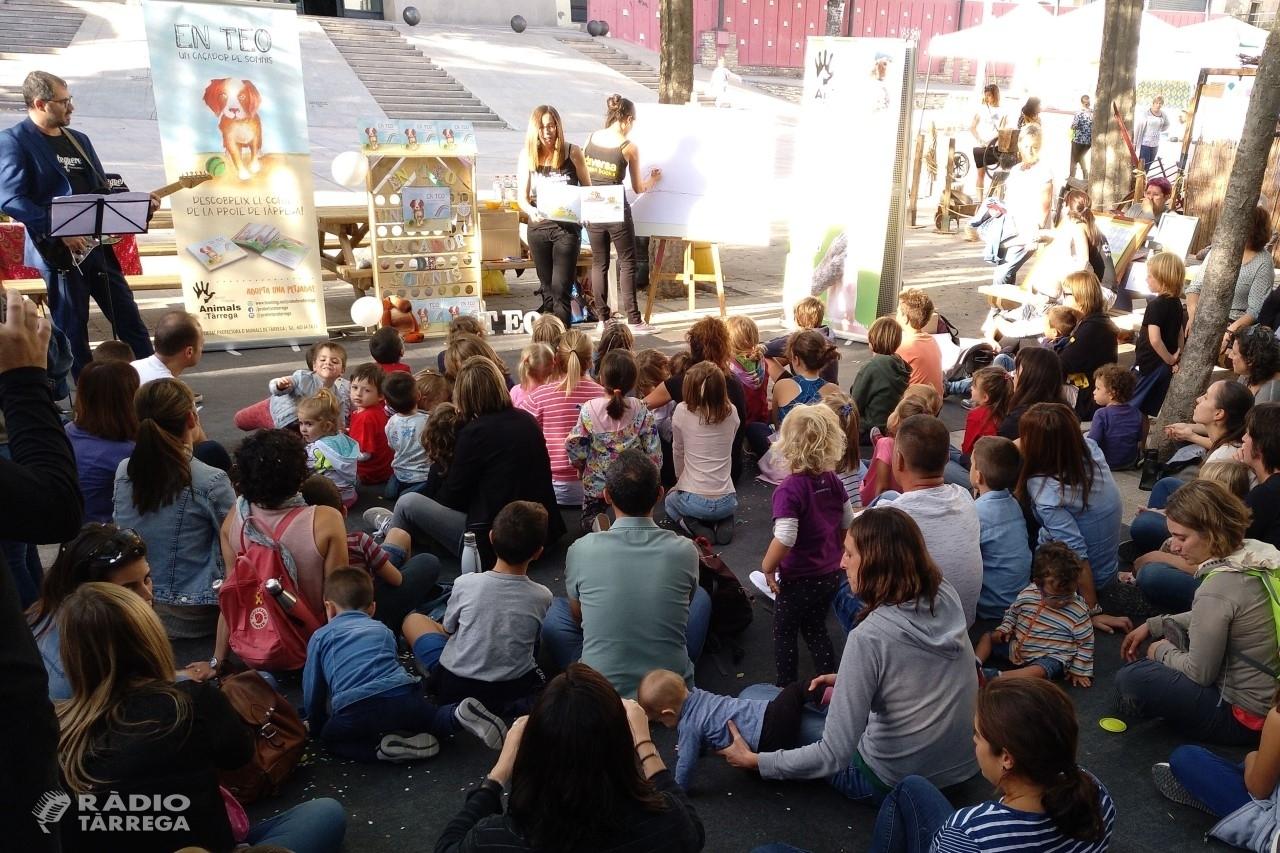 La Fira del Medi Ambient de Tàrrega tanca la 20a edició amb èxit de públic i participació