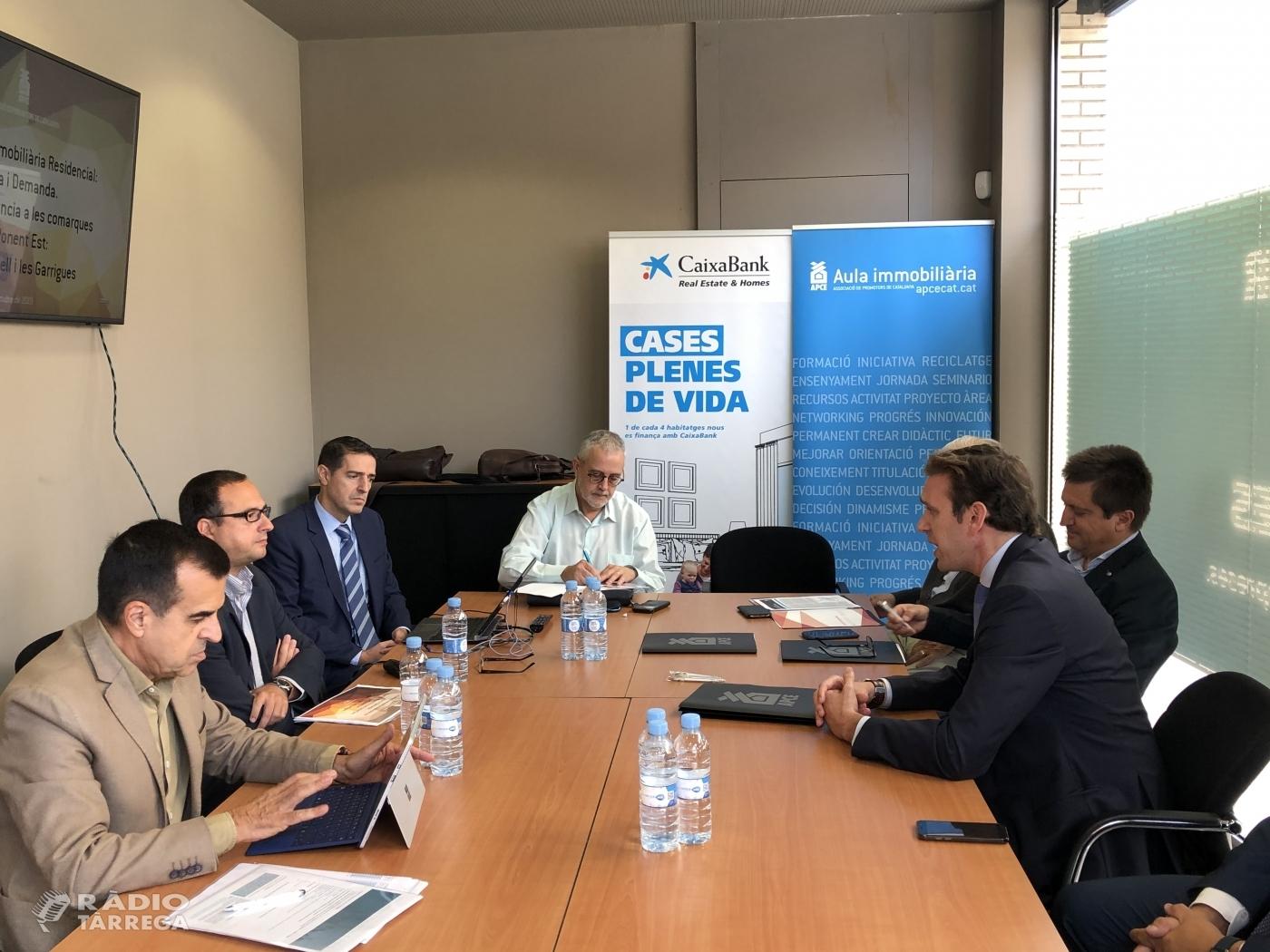L'APCE i CaixaBank analitzen a Tàrrega la situació immobiliària a les comarques del Ponent Est: Segarra, Urgell i les Garrigues