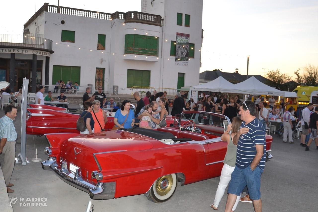 Tàrrega ofereix els dies 19 i 20 d'octubre una vintena d'activitats culturals i lúdiques amb segell nord-americà per promoure el patrimoni industrial del Museu Trepat