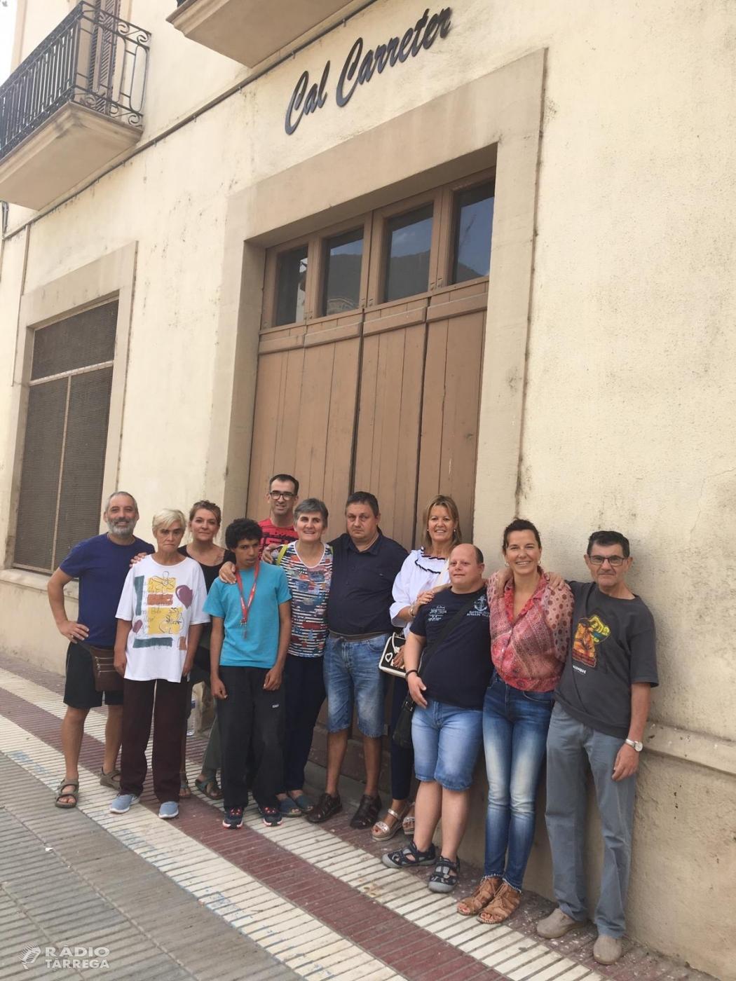Cal Carreter, el nou espai que obrirà el Grup Alba a Agramunt amb l'objectiu d'apropar els serveis a les persones