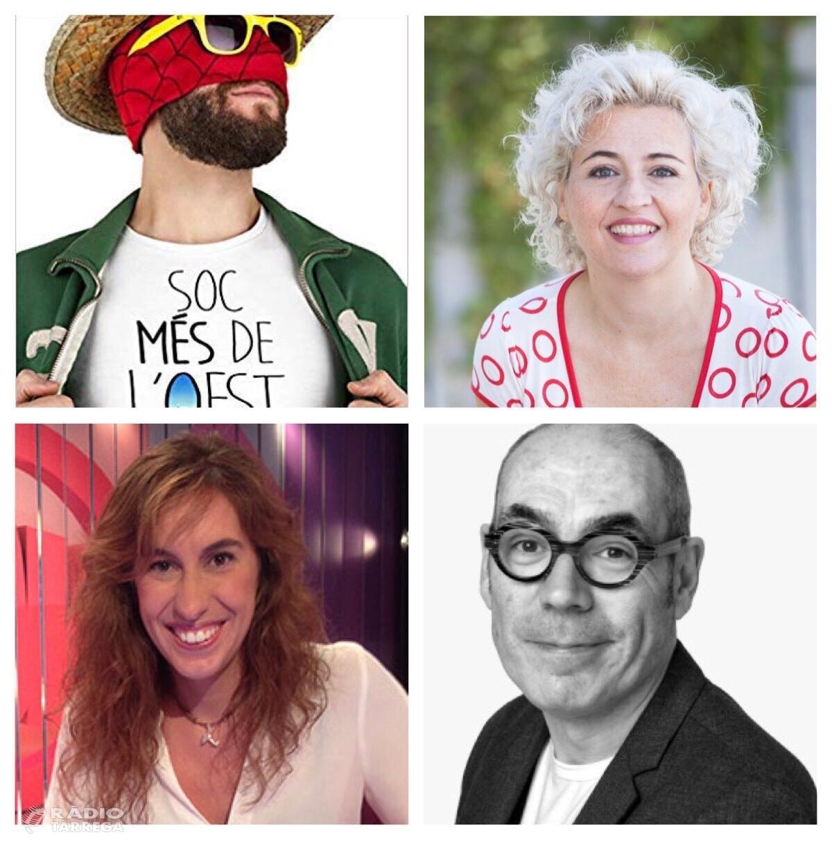 El Sr. Postu, Iu Forn, Dolors Boatella i Esther Gimeno debatran sobre els límits de l'humor a 'Lo Memefest' de Tàrrega
