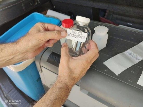 La Diputació de Lleida posa en marxa controls de substàncies radioactives a l'aigua de tota la demarcació