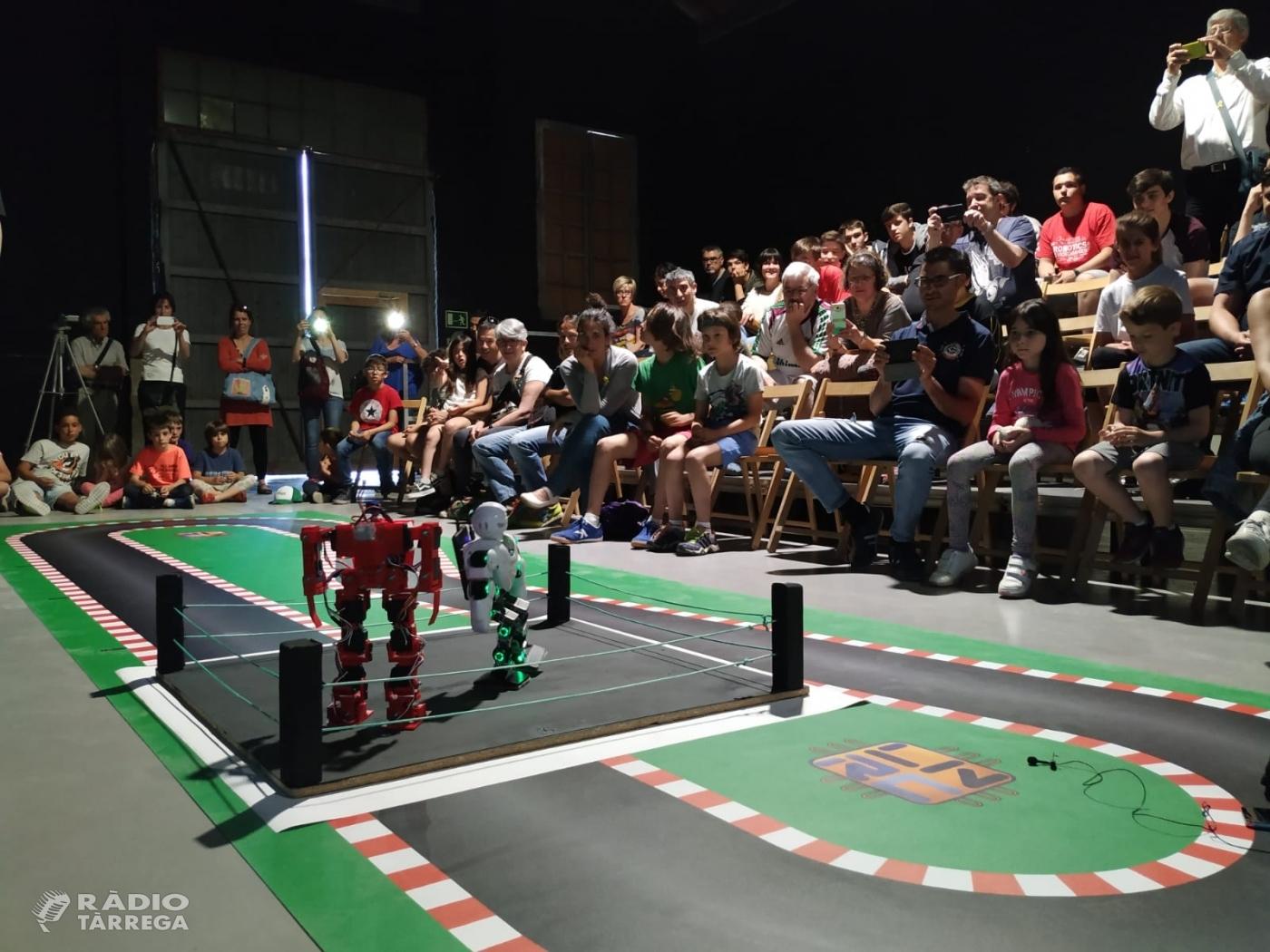 Tornen els Tallers Trepat de Tàrrega, espai d'aprenentatge sobre innovacions tecnològiques