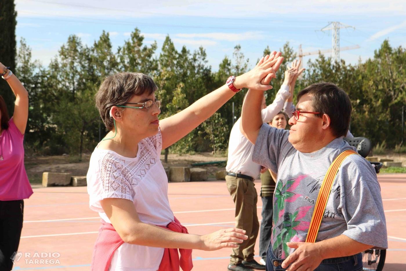 El Grup Alba participa al projecte europeu Unidans, amb l'objectiu de promoure la dansa inclusiva i l'esport adaptat