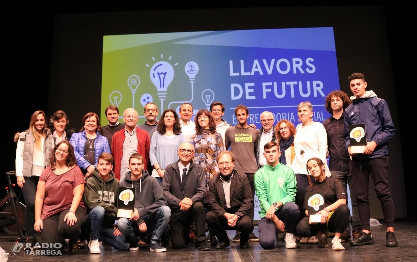 Felix Finkbeiner, fundador de Plant for the Planet i els projectes Ethical Time i ImaGym protagonistes de la jornada d'emprenedoria jove Llavors de Futur impulsada pel Grup Alba i Ponent Coopera