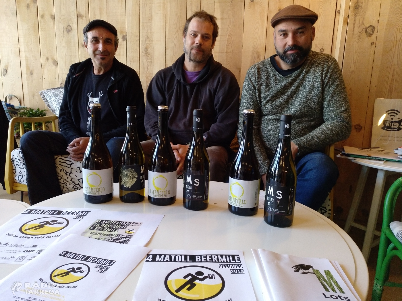 Belianes acollirà el proper dissabte 16 de novembre la quarta edició de la Beer Mile