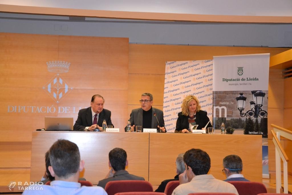 El món rural presenta accions per al desenvolupament del sector a les comarques de Lleida