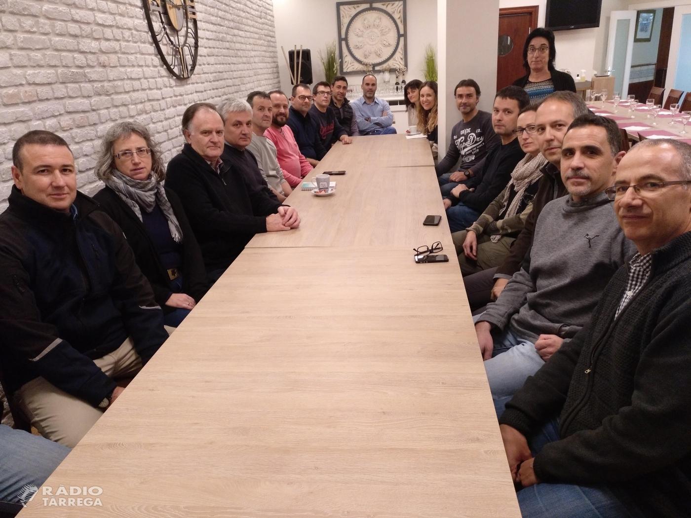 Un grup de famílies nombroses de Tàrrega i pobles agregats s'uneixen en una plataforma crítica a la modificació de les bonificacions de l'IBI a la ciutat
