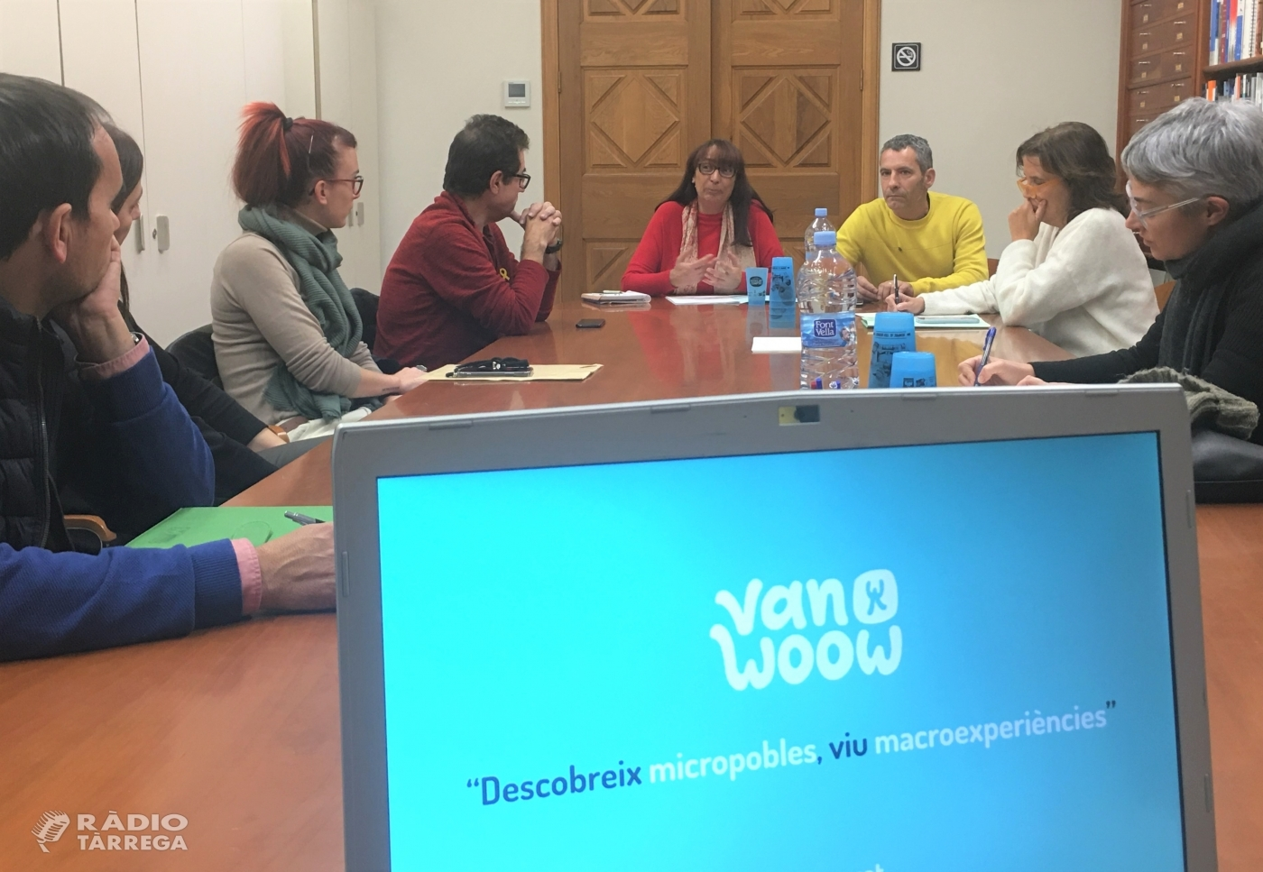 L'Urgell promou el turisme sostenible per a autocaravanistes i campers