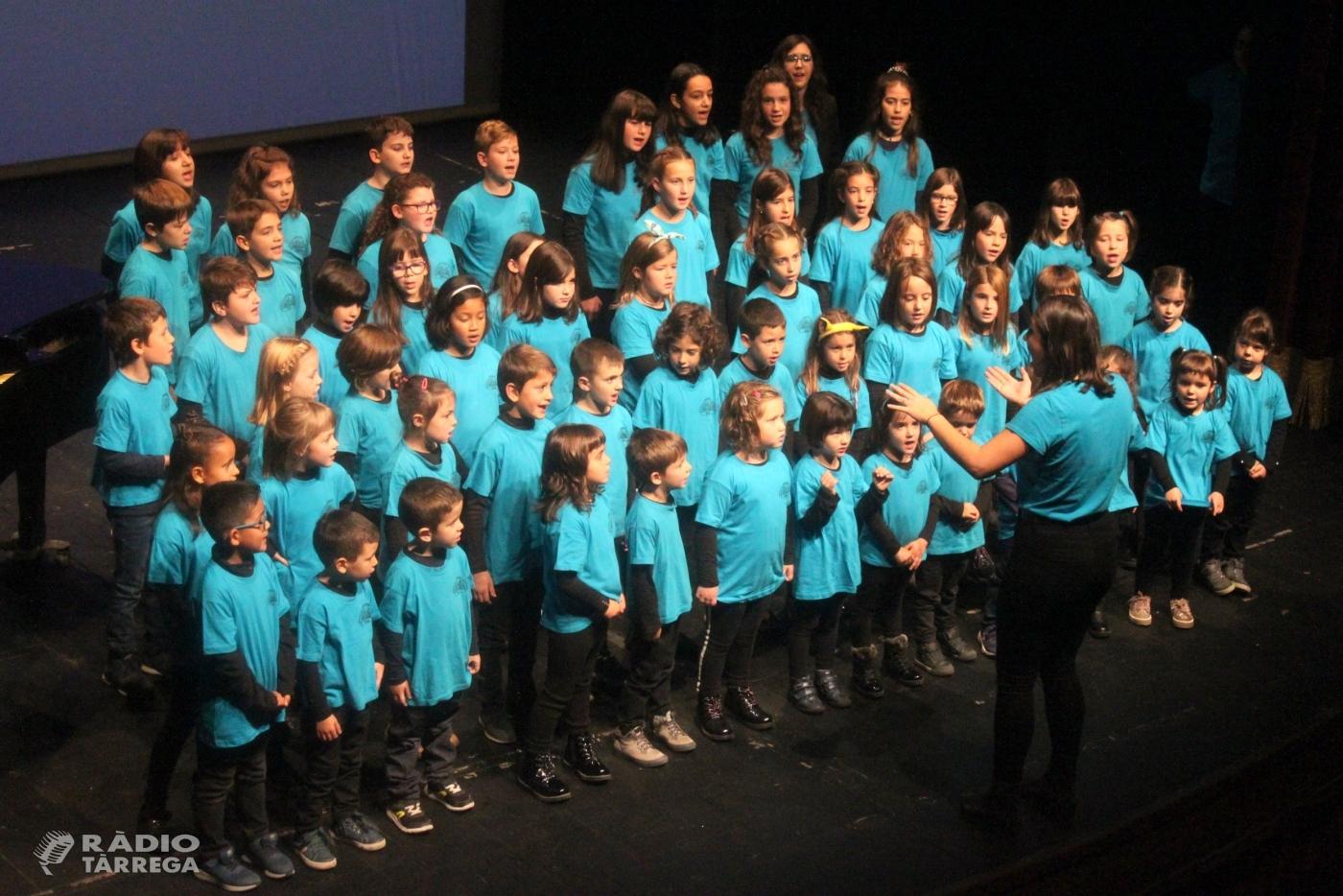 Tàrrega celebra un lluït concert de Santa Cecília en favor de La Marató de TV3