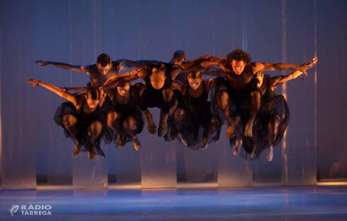 La companyia de dansa La Mov, dirigida pel coreògraf Víctor Jiménez, porta el dissabte 30 de novembre a Tàrrega el seu espectacle 'Terrenal'