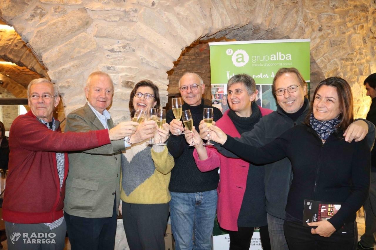 El Grup Alba i la família Mayoral arriben a un acord, perquè l'entitat faci ús de l'espai de Verdú