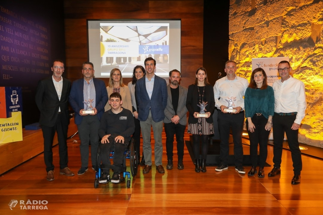Borges Agricultural & Industrial Nuts rep el reconeixement del Grup SIFU com a empresa socialment responsable