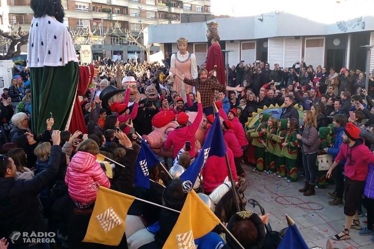 Tàrrega viu una jornada històrica de solidaritat i participació en esdevenir una de les seus territorials de la Marató de TV3