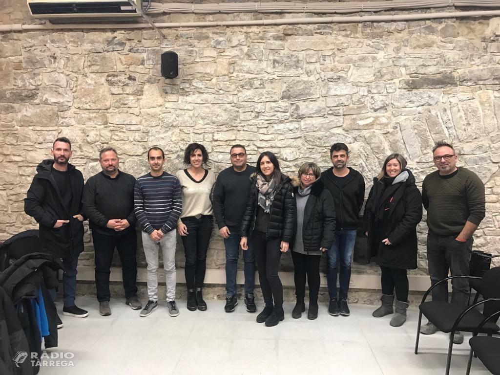 Canvi de junta al Consell Esportiu de l'Urgell