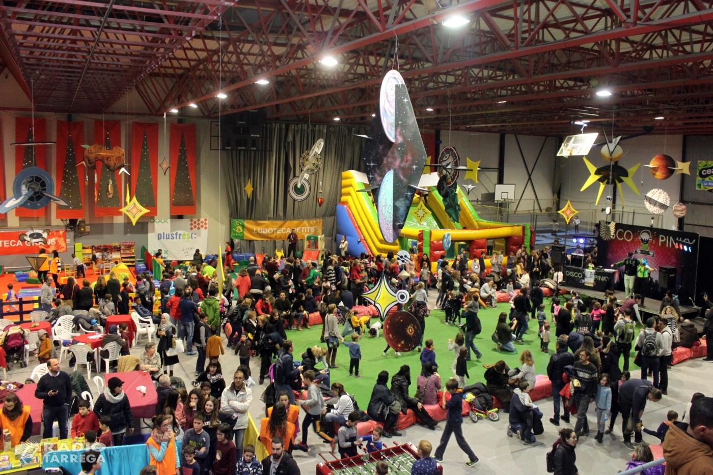El 34è Parc de Nadal de Tàrrega oferirà una cinquantena de propostes lúdiques i educatives del 27 de desembre al 4 de gener