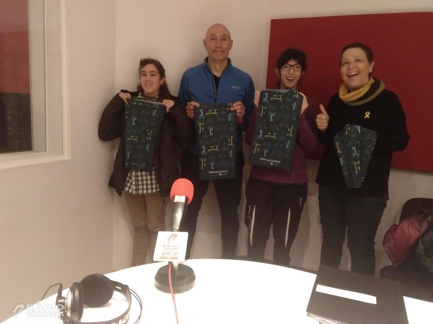 El targarí Jaume Rovira converteix el seu repte personal de la Titan Desert, en un projecte educatiu i solidari a favor del Grup Alba