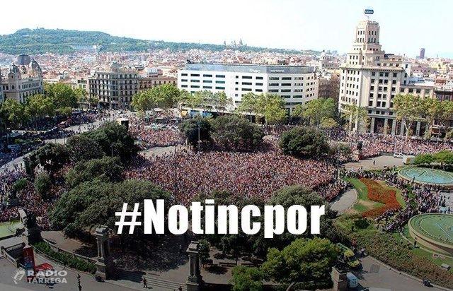 L'Ajuntament de Tàrrega convoca 5 minuts de silenci en record de les víctimes dels atemptats de Barcelona i Cambrils, el divendres 17 d'agost a les 12 del migdia a la plaça Major