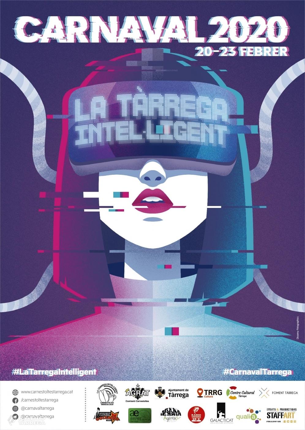 Tàrrega ja prepara una nova edició del Carnaval sota el lema 'La Tàrrega intel·ligent'