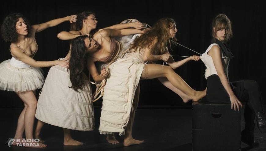 """La 25a Temporada de Teatre de Tàrrega porta el dissabte 1 de febrer l'espectacle """"Barbes de balena"""", un al·legat en favor de la igualtat de gènere"""