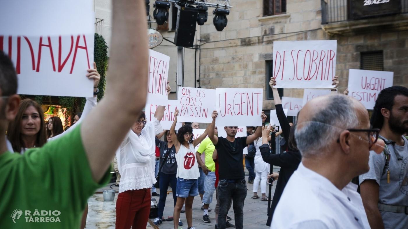 La Universitat de Barcelona publica els resultats d'un estudi de ciència ciutadana que es va fer a FiraTàrrega
