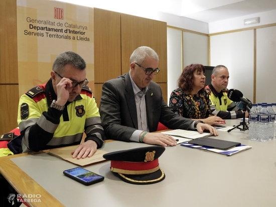 Els Mossos es mostren preocupats per l'augment de les víctimes mortals a l'A-2 el 2019