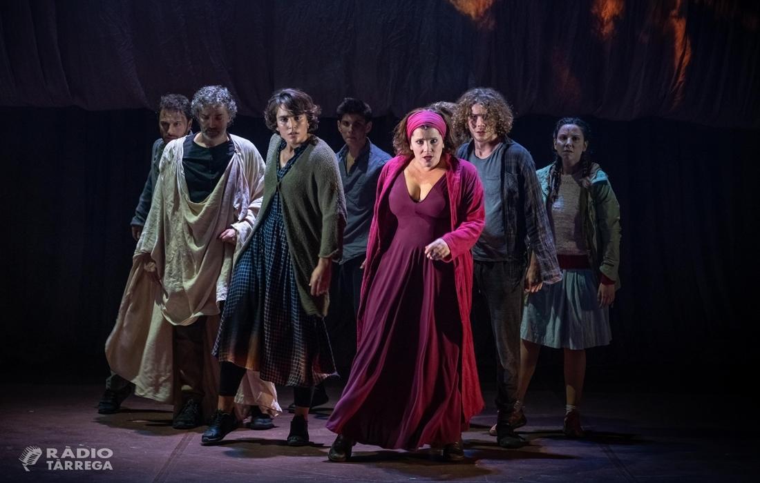 """Tàrrega clou la 25a Temporada de Teatre dissabte vinent amb """"Maremar"""", obra de Dagoll Dagom que denuncia el drama dels refugiats a la Mediterrània"""