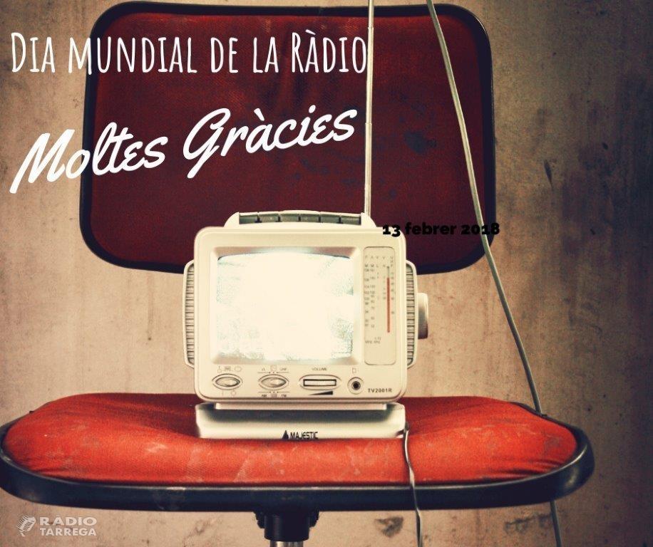 El Col·legi de Periodistes celebra el Dia Mundial de la Ràdio a Lleida
