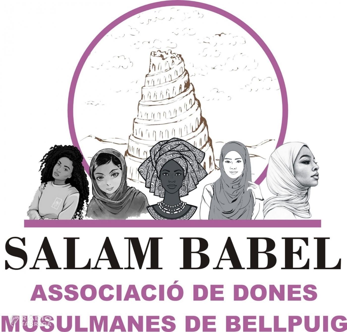 Neix l'associació de dones musulmanes de Bellpuig amb l'acompanyament de l'Ajuntament