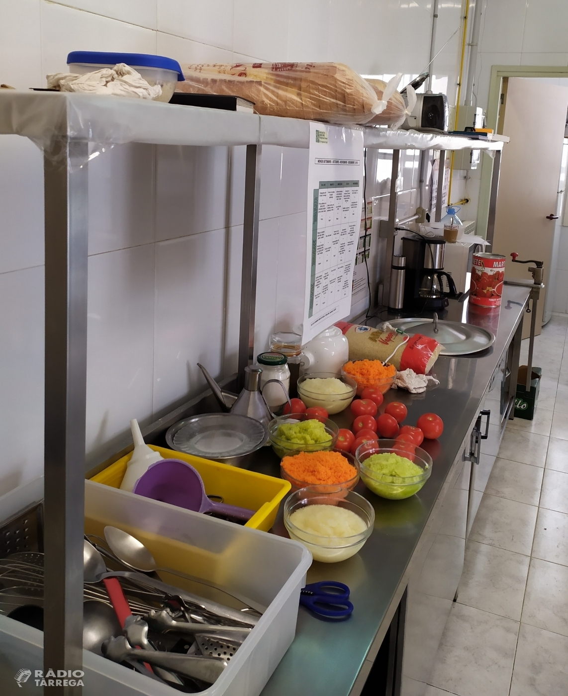 Auditories higienicosanitàries a 7 menjadors escolars de l' Urgell