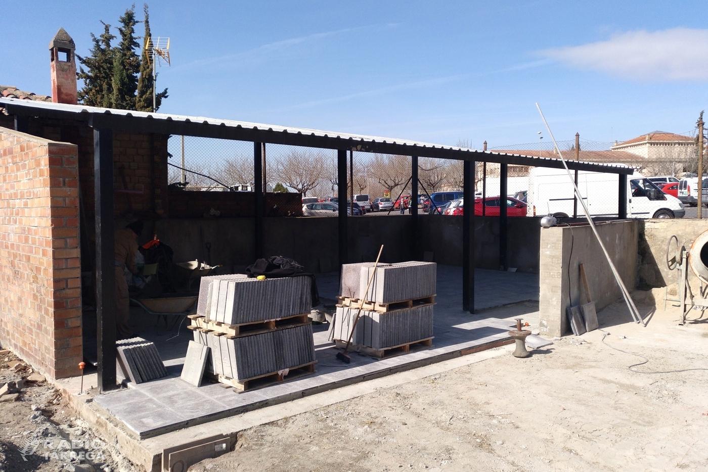 L'Ajuntament de Tàrrega construeix un centre d'acollida de gats