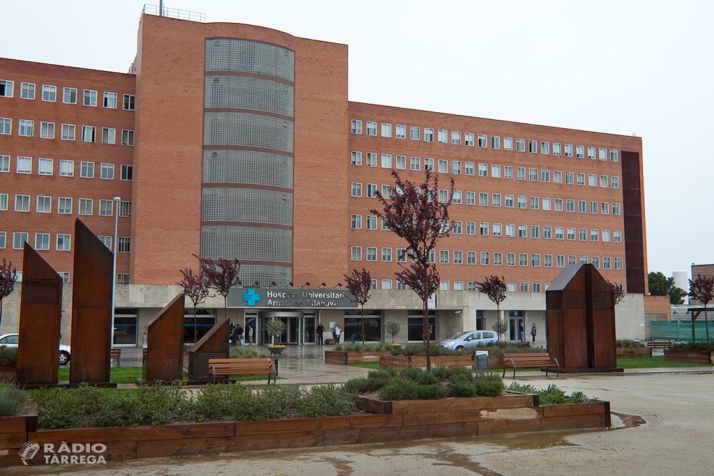 Cessa el director mèdic de l'Hospital Arnau de Vilanova per la filtració d'un examen