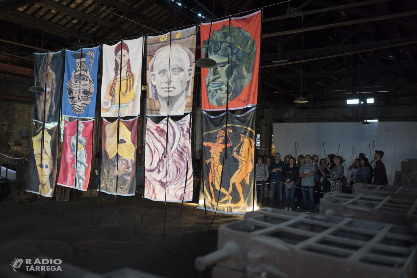 El festival de creació contemporània Embarrat de Tàrrega tanca la convocatòria artística amb 160 propostes rebudes des d'una vintena de països