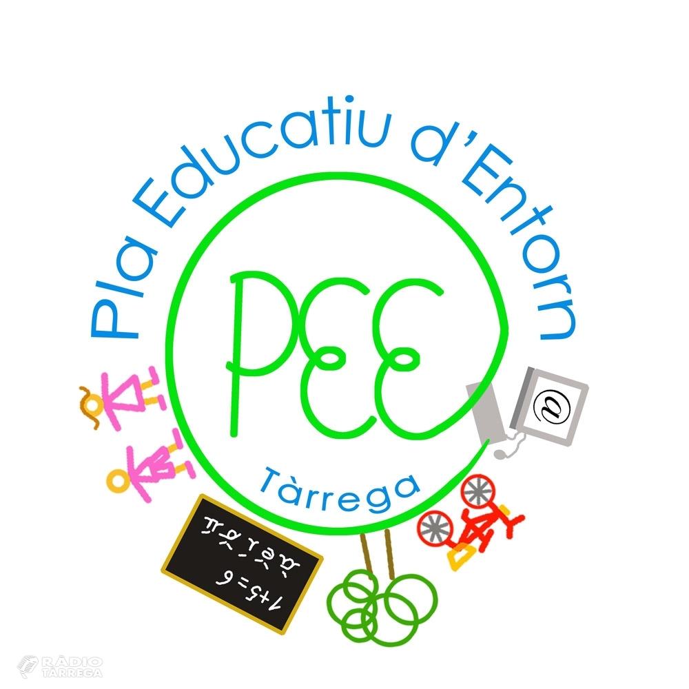 Jornada de valoració del Pla Educatiu d'Entorn a Tàrrega