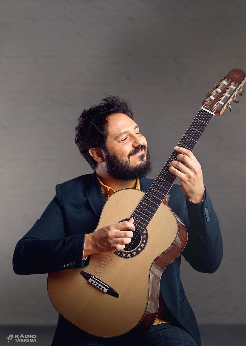 El cantautor malagueny El Kanka, primer cap de cartell confirmat al Paupaterres 2020 de Tàrrega