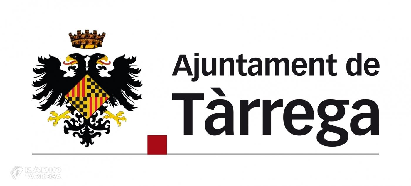 COMUNICAT L'Ajuntament de Tàrrega cancel·la les activitats del Pla Educatiu d'Entorn com a mesura preventiva davant el coronavirus