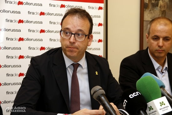 Cancel·len la Fira de Sant Josep de Mollerussa pel coronavirus