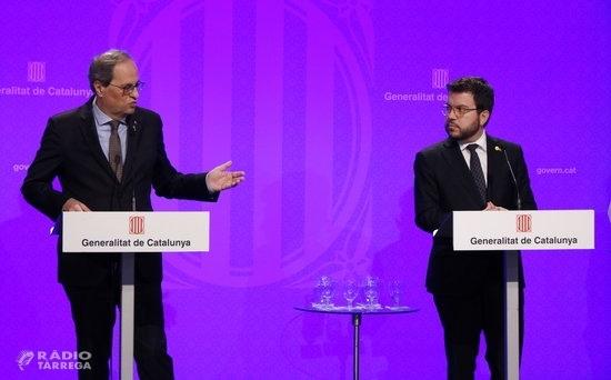 El Govern anuncia una línia de préstecs de fins a 1.000 MEUR per garantir liquiditat i llocs de feina a 4.000 pimes