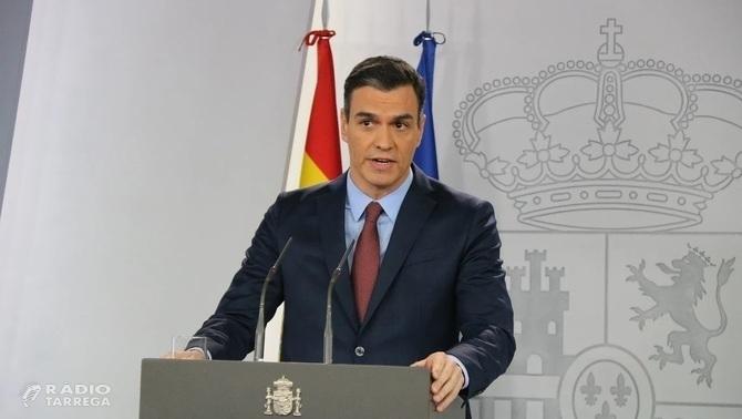 El govern espanyol declara l'estat d'alarma a tot l'Estat per la crisi del coronavirus